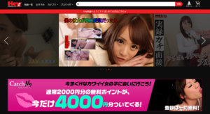 Hey動画人気アダルトサイト